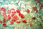 Red Harmony - Limited Edition Giclee