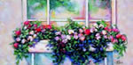 Window Box - Limited Edition Giclee